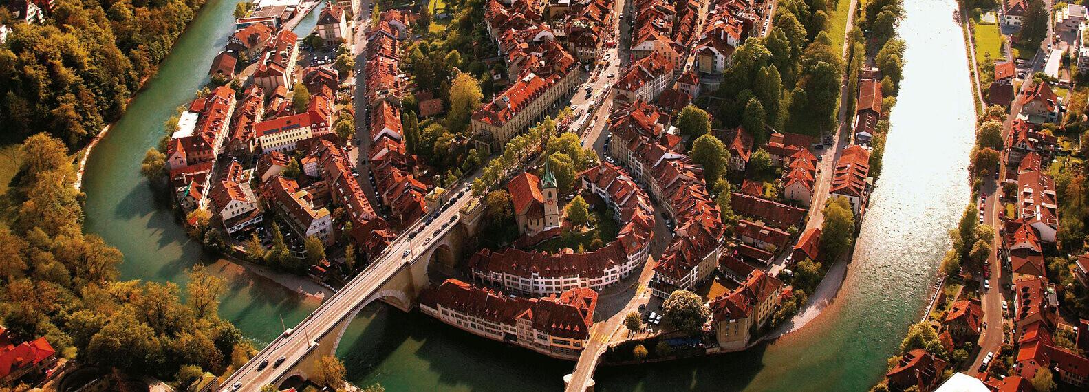 hlavne mesto Svajciarska - Bern