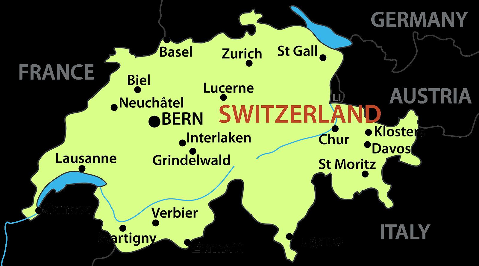 mapa-svajciarska